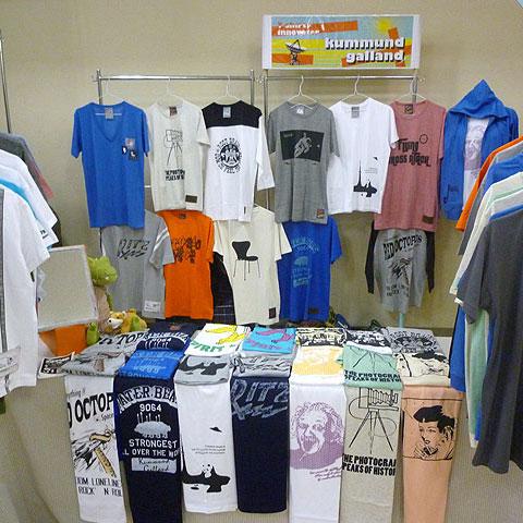 Tシャツ・ラブ・サミット Vol.17 -フロンティア-ショップ